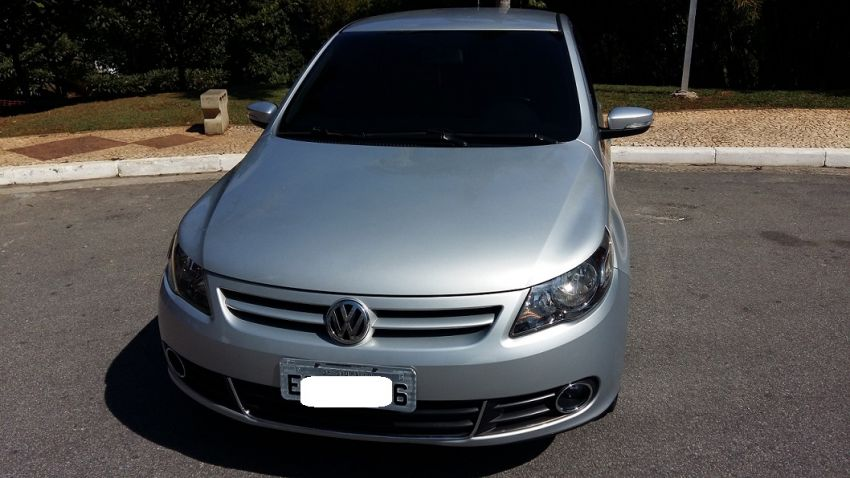 Volkswagen Gol Power 1.6 I-Motion (G5) (Flex) - Foto #1