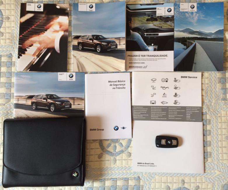 BMW X1 sDrive18i 2.0 16V - Foto #9
