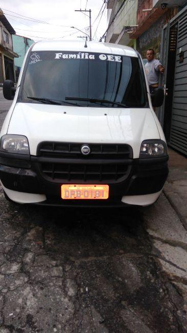 Fiat Doblò Cargo 1.3 16V Fire - Foto #1