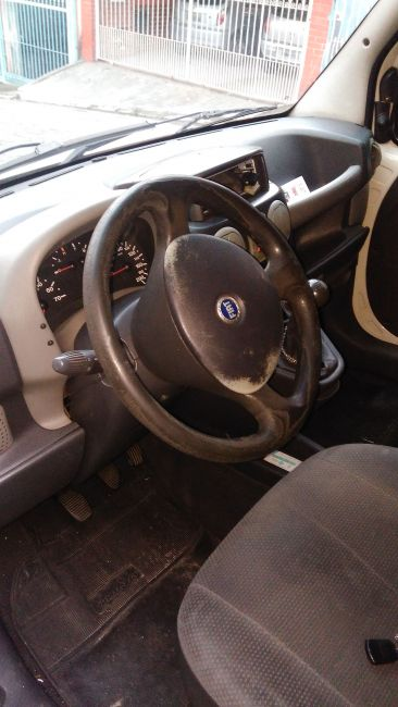 Fiat Doblò Cargo 1.3 16V Fire - Foto #7