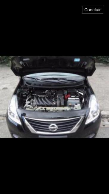 Nissan Versa 1.6 16V SV (Flex) - Foto #1