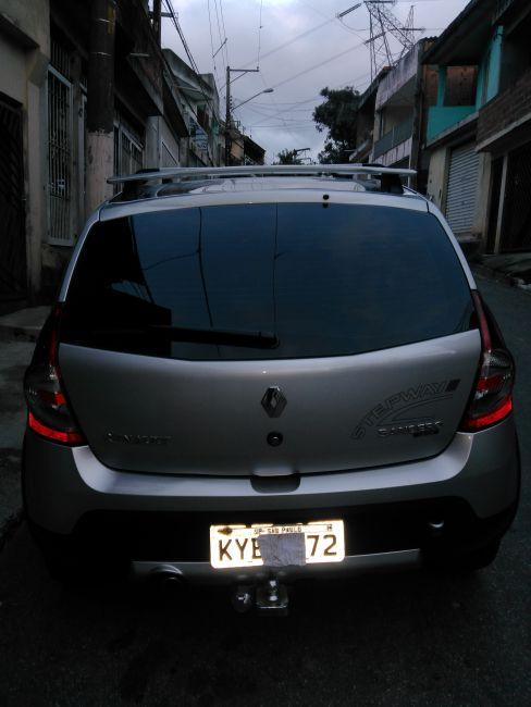 Renault Sandero Stepway 1.6 8V (flex) - Foto #6