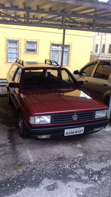 Volkswagen Parati CL 1.8 - Foto #1