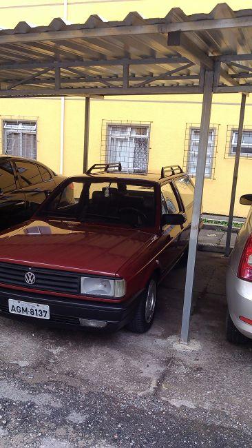 Volkswagen Parati CL 1.8 - Foto #3