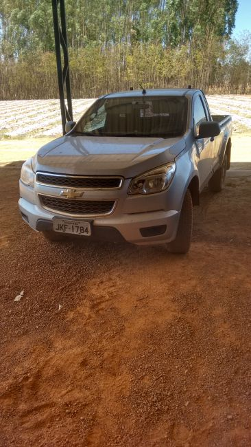 Chevrolet S10 4x2 2.4 MPFi (Cab Simples)