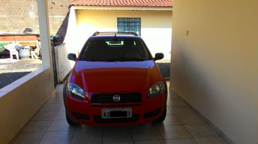 Fiat Strada Working 1.4 (Flex) (Cab Dupla) - Foto #2