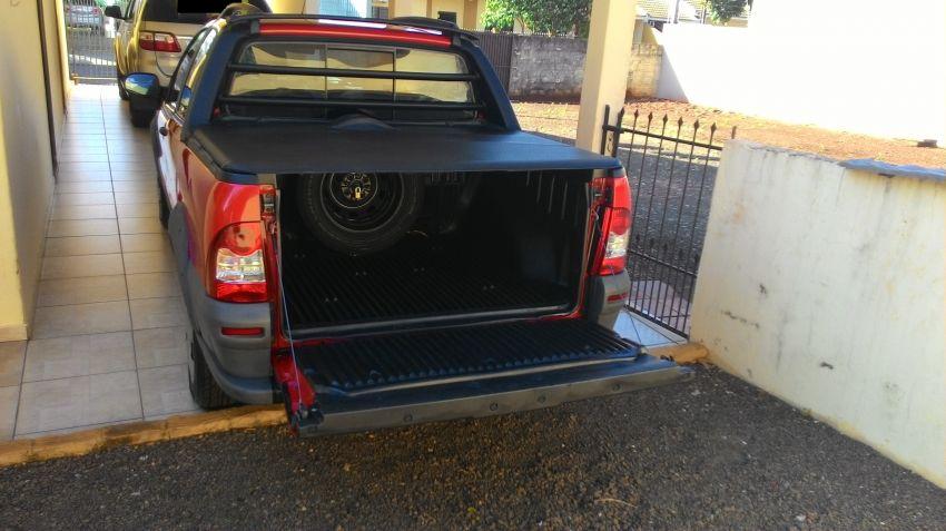 Fiat Strada Working 1.4 (Flex) (Cab Dupla) - Foto #3