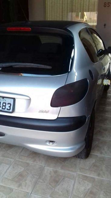 Peugeot 206 Hatch. Quiksilver 1.6 16V - Foto #3