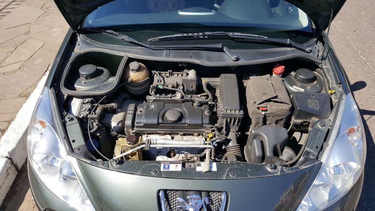 Peugeot 207 Passion XR 1.4 (10 ANOS BRASIL)(Flex) - Foto #8
