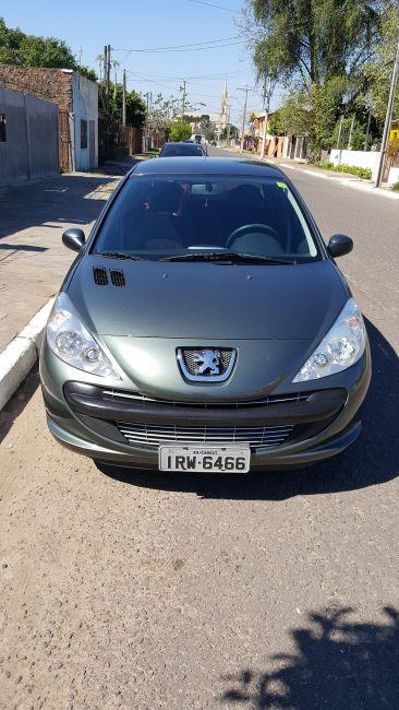 Peugeot 207 Passion XR 1.4 (10 ANOS BRASIL)(Flex) - Foto #2