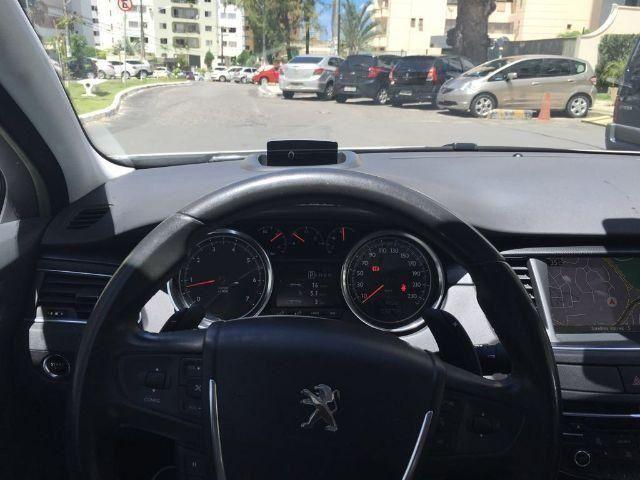 Peugeot 508 1.6 THP - Foto #6
