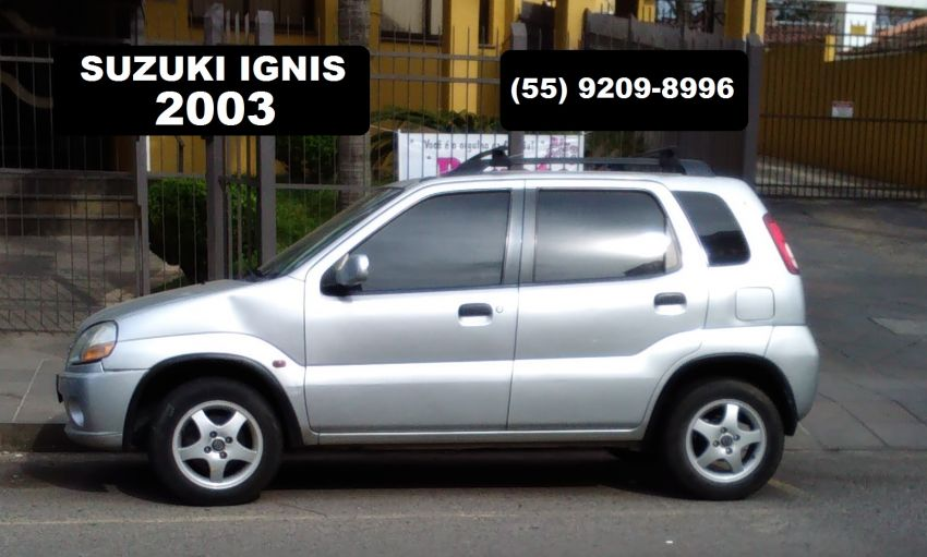 Suzuki Ignis GL 4x2 1.3 16V - Foto #1