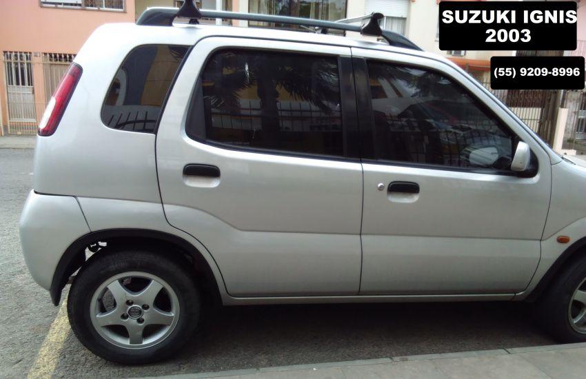Suzuki Ignis GL 4x2 1.3 16V - Foto #7