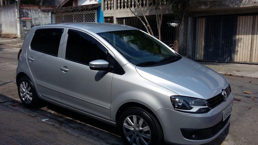Volkswagen Fox Trendline 1.6 MSI (Flex) - Foto #1