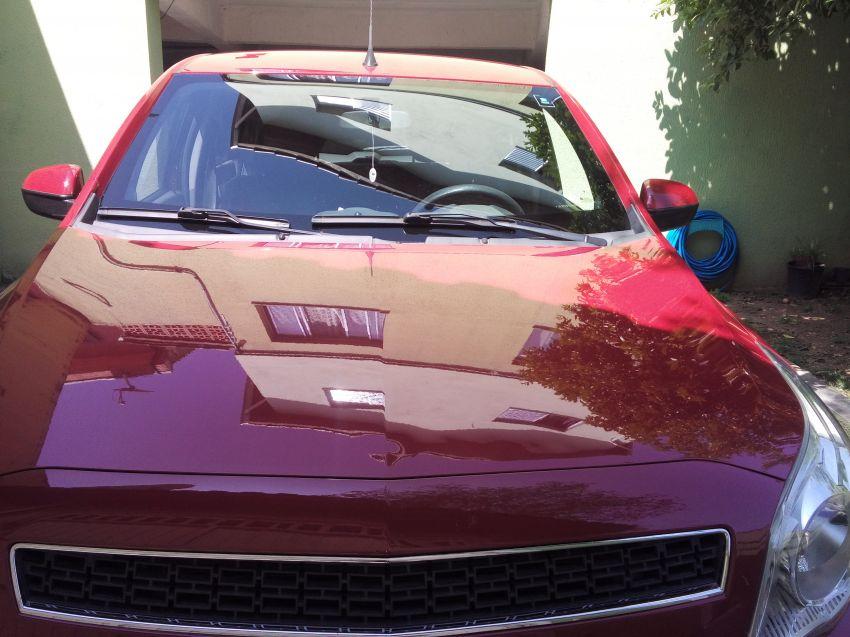 Chevrolet Agile LTZ 1.4 (Flex) - Foto #5