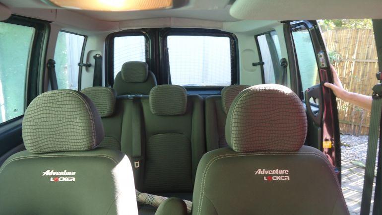 Fiat Doblò Adventure 1.8 (Flex) - Foto #4