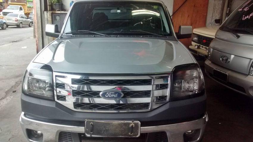 Ford Ranger XLT 4x2 2.3 16V (Cab Dupla) - Foto #1
