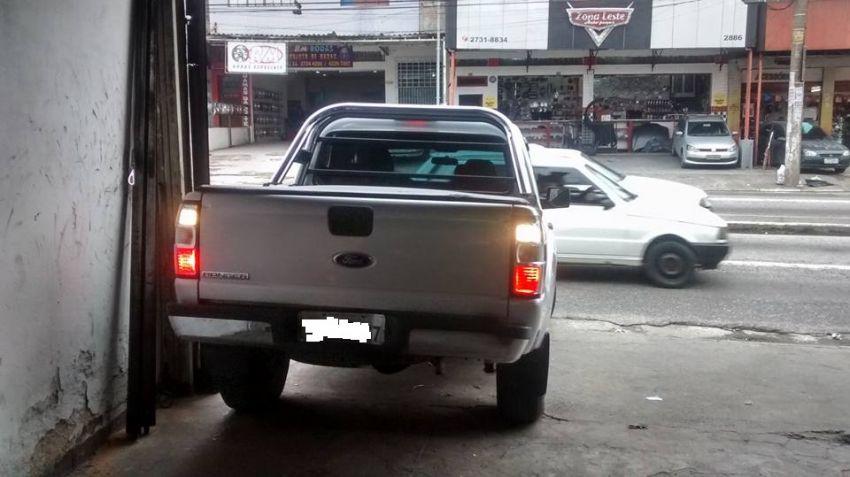 Ford Ranger XLT 4x2 2.3 16V (Cab Dupla) - Foto #7