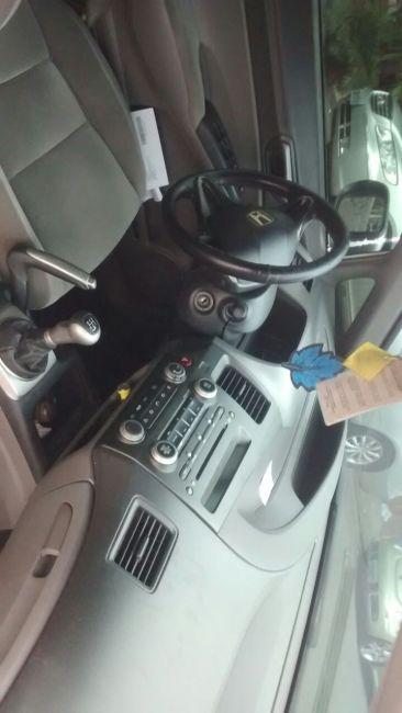 Honda Civic Sedan LX 1.8 - Foto #3