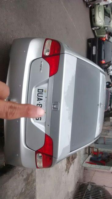 Honda Civic Sedan LX 1.8 - Foto #4