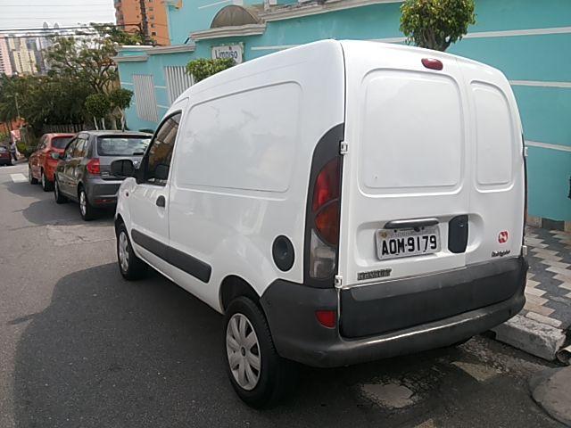 Renault Kangoo Express 1.6 16V - Foto #10