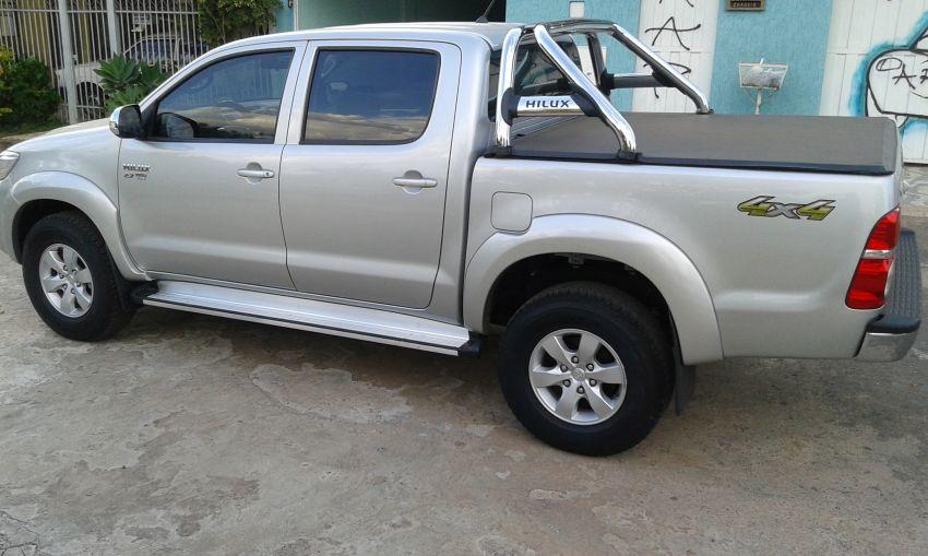 Toyota Hilux 2.7 SRV CD 4x4 (Flex) (Aut) - Foto #5