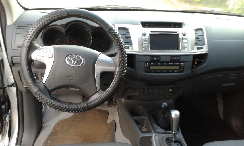 Toyota Hilux 2.7 SRV CD 4x4 (Flex) (Aut) - Foto #6