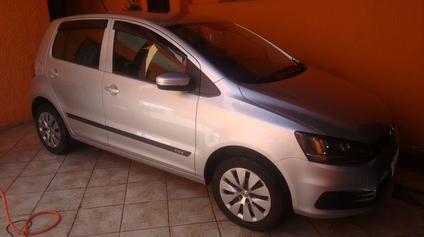Volkswagen Fox Trendline 1.0 TEC (Flex) - Foto #1