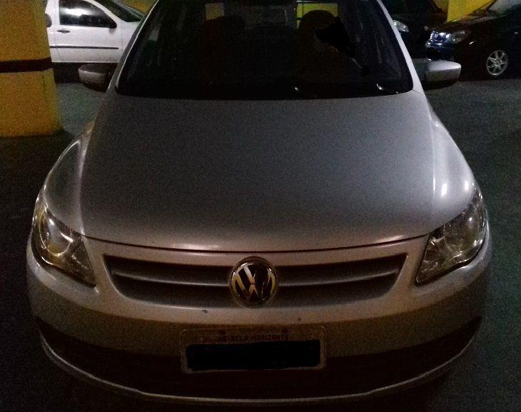 Volkswagen Voyage Trend I-Motion 1.6 (Flex) - Foto #1