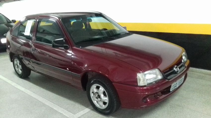 Chevrolet Kadett Hatch GL 2.0 EFi - Foto #1