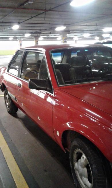 Chevrolet Monza Sedan SLE 1.8 - Foto #2