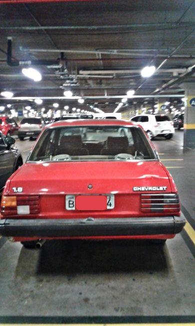 Chevrolet Monza Sedan SLE 1.8 - Foto #7