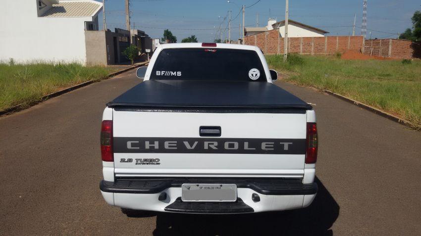 Chevrolet S10 4x2 2.8 (Cab Simples) - Foto #5