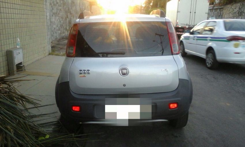 Fiat Uno Way 1.0 (Flex) 4p - Foto #4