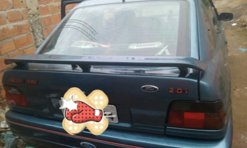 Ford Escort Hatch XR3 2.0 i - Foto #1