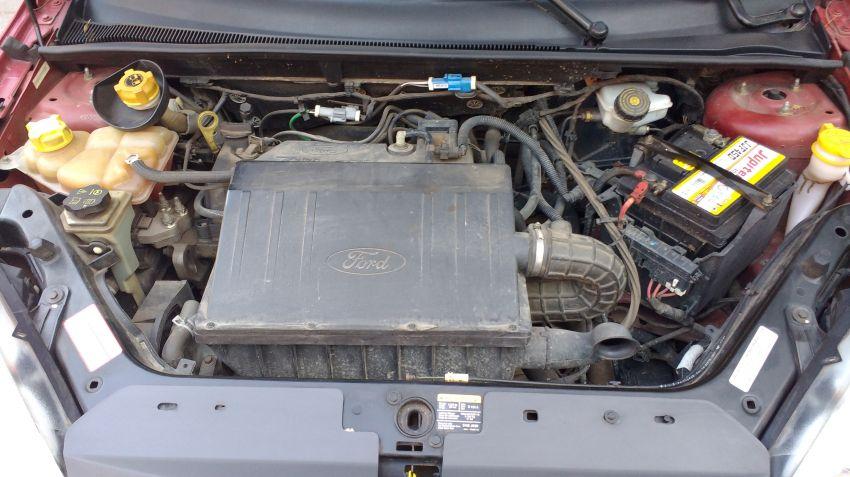 Ford Fiesta Hatch Class 1.0 (Flex) - Foto #7