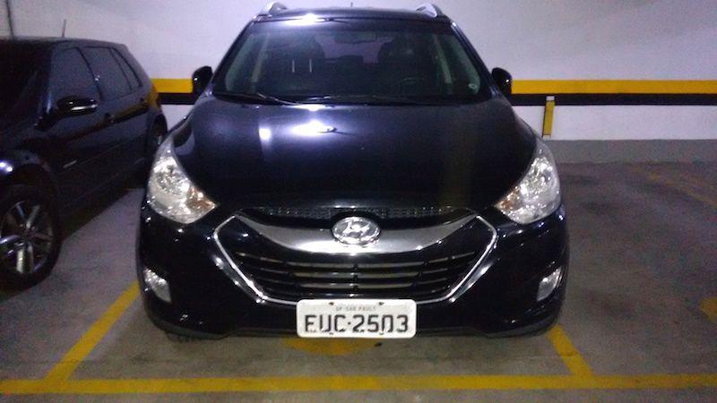 Hyundai ix35 2.0 GLS Intermediário 4WD (Aut) - Foto #4