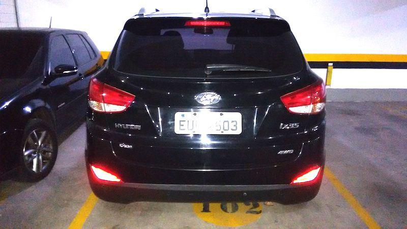 Hyundai ix35 2.0 GLS Intermediário 4WD (Aut) - Foto #5