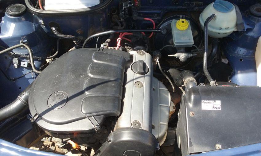 Volkswagen Gol 1.0 8V (G3) 2p - Foto #7