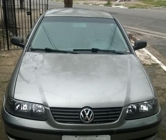 Volkswagen Gol 1.0 16V MI - Foto #6