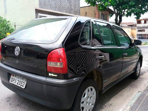 Volkswagen Gol 1.0 8V (G3) - Foto #7