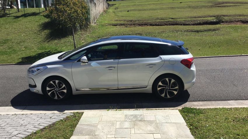 Citroën DS5 So Chic 1.6 16V THP (Aut) - Foto #4