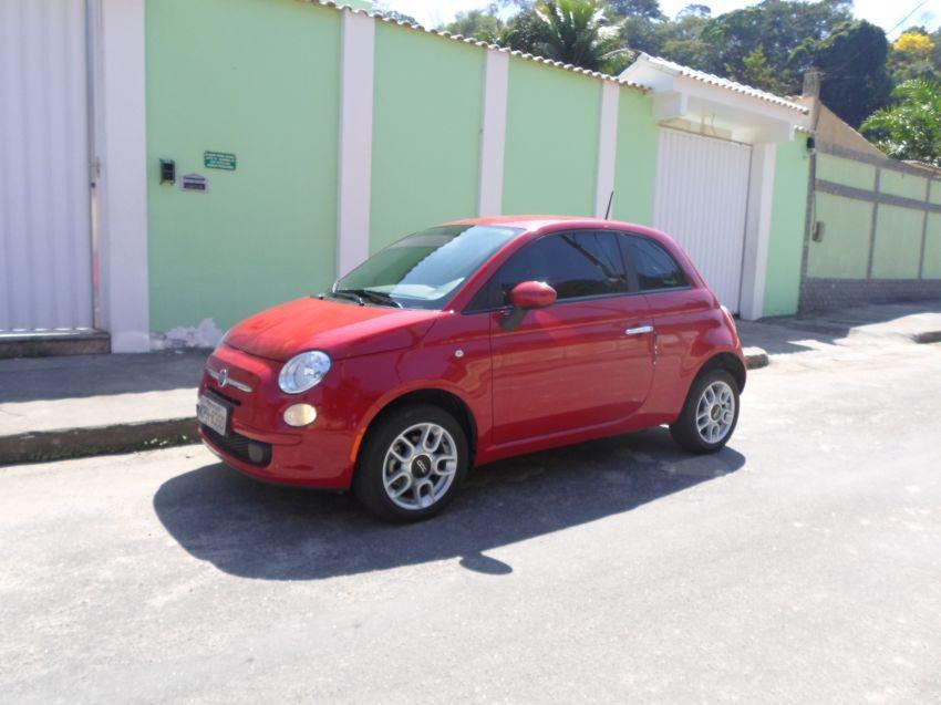 Fiat 500 Cult Dualogic 1.4 Evo (Flex) - Foto #2