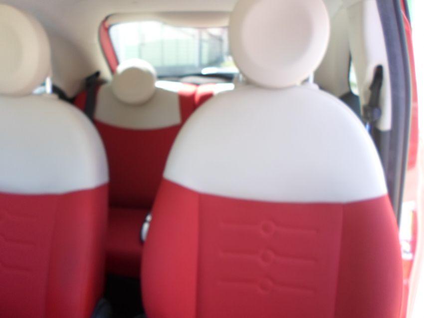 Fiat 500 Cult Dualogic 1.4 Evo (Flex) - Foto #6