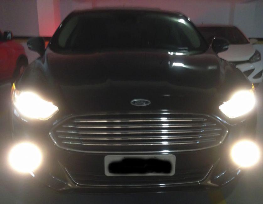 Ford Fusion 2.0 16V 4WD GTDi Titanium (Aut) - Foto #2
