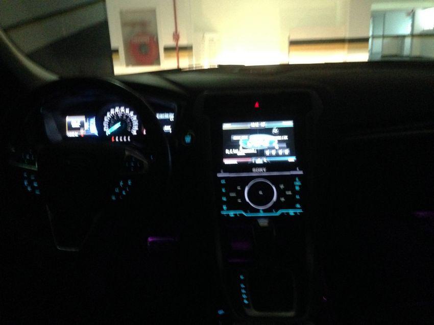 Ford Fusion 2.0 16V 4WD GTDi Titanium (Aut) - Foto #5