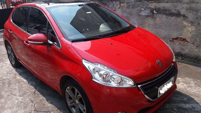 Peugeot 208 Griffe 1.6 16V (Flex) (Aut) - Foto #1
