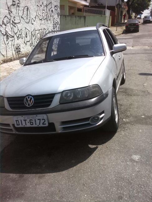 Volkswagen Parati 1.0 Turbo - Foto #2
