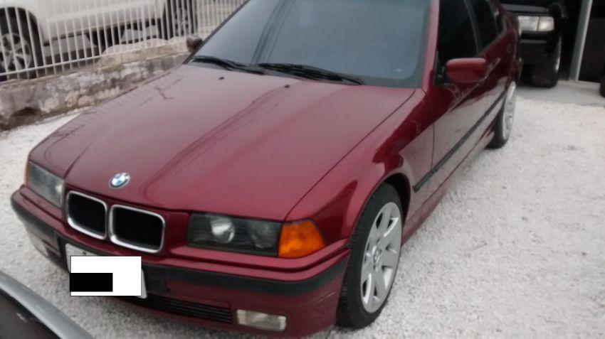 BMW 325i 2.5 24v (Aut) - Foto #1