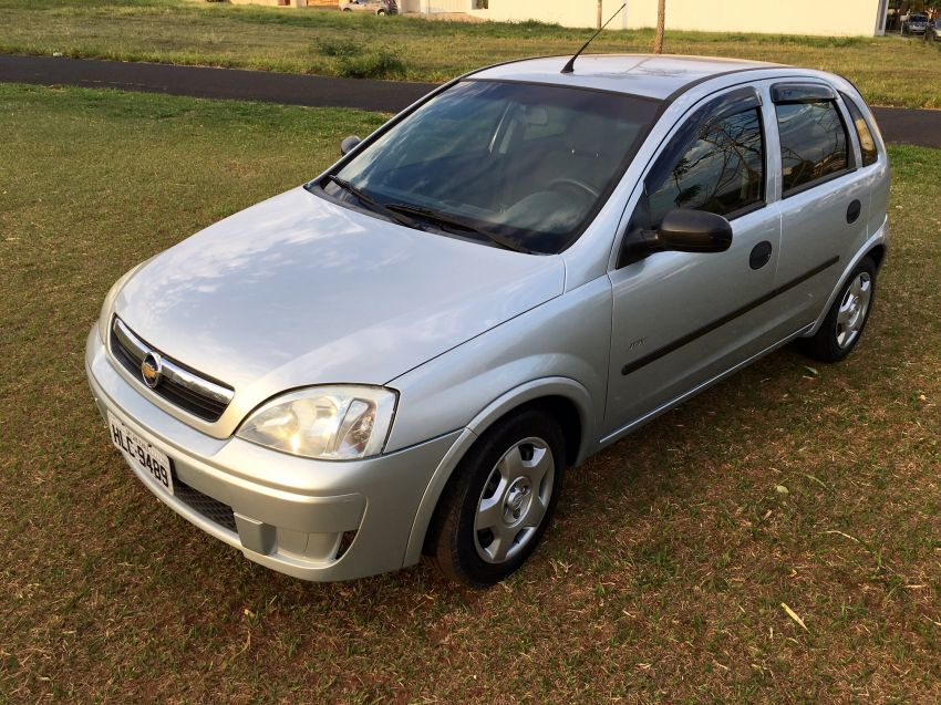 Chevrolet Corsa Hatch Joy 1.0 (Flex) - Foto #5